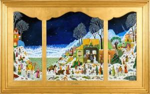 La Nativité par Alain Thomas