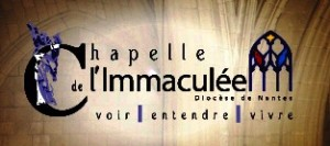 logo chapelle immaculee 1