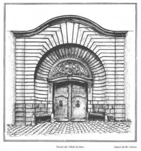 Hôtel St Pern