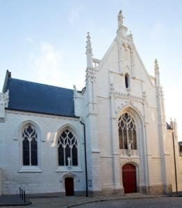 Façade néo-gothique