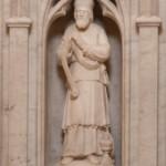 Statue sculptées par Thomas Louis.