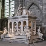 Tombeau de Louis XII et Anne de Bretagne à Saint-Denis