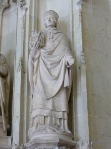 Statue de Saint-Félix