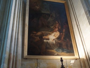 Le supplice de Donatien et Rogatien