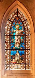 Vitrail de Saint Joseph