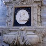 Le cénotaphe de l'abbé Jubineau