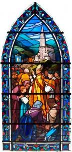 Premier pèlerinage des Nantais à Lourdes