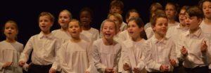 Une école de chœurs