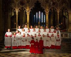 Choeur de la Cathédrale Woscester