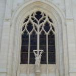 Facade néo-gothique