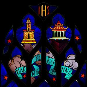 Monogramme grec du Christ