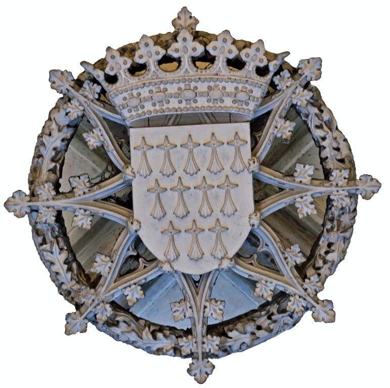 Blason du duché de Bretagne