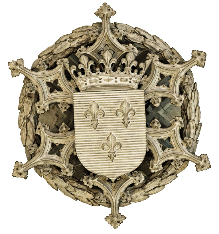 Blason du royaume de France