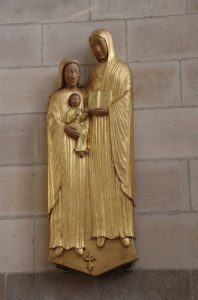 Sainte Anne par Pascal Beauvais
