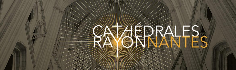 Cathédrales rayonNantes, Visuel de Christophe Berte